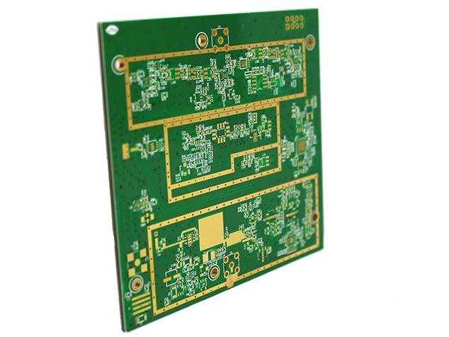 6层混合介质板