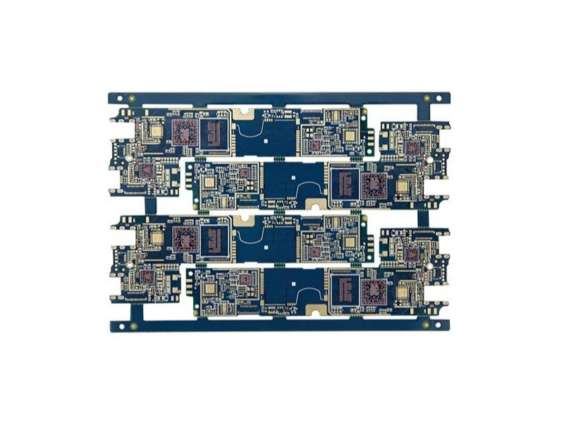 通讯手机HDI板