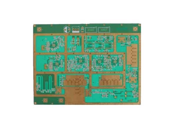 Ro4003陶瓷混压高频板