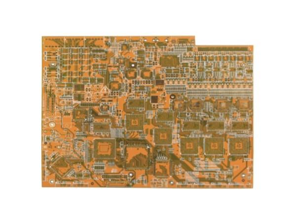 工业电脑PCB-12层