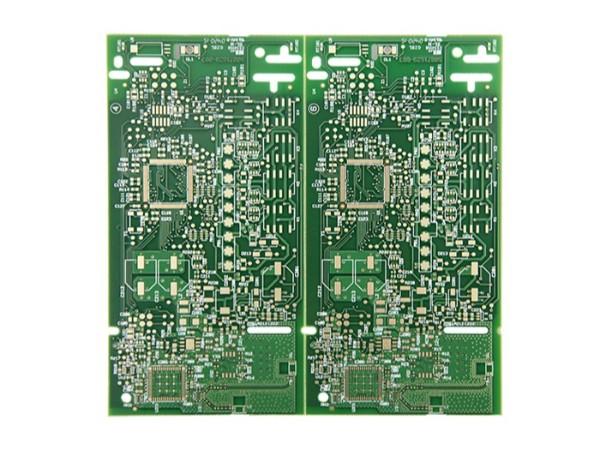 温控器HDI-4层一阶