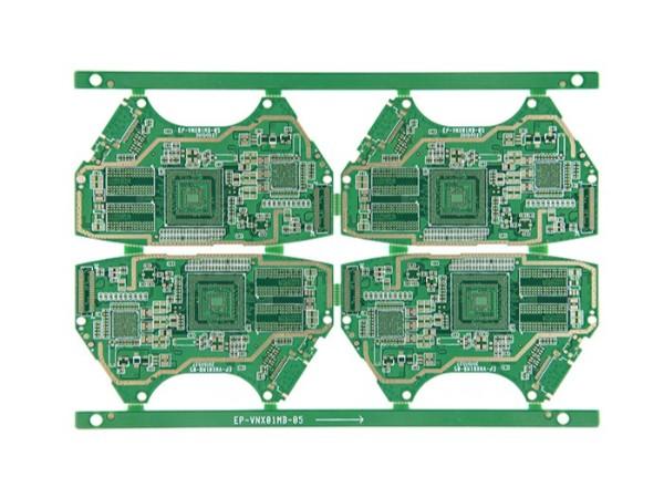 汽车行车记录仪HDI-8层一阶