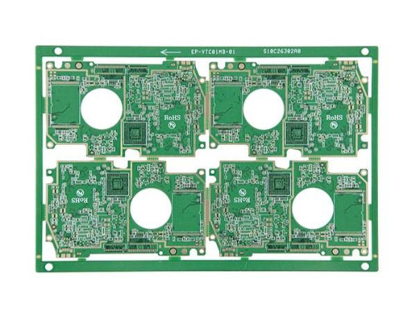 汽车行车记录仪HDI-10层二阶