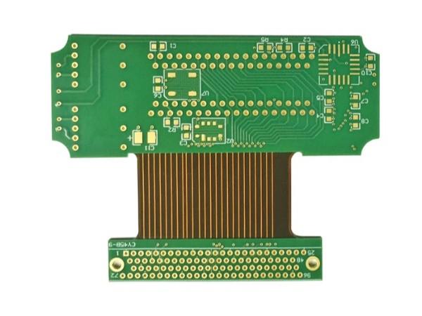 高频天线软硬结合板-8层