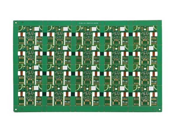 智能家居温控器软硬结合板-2层