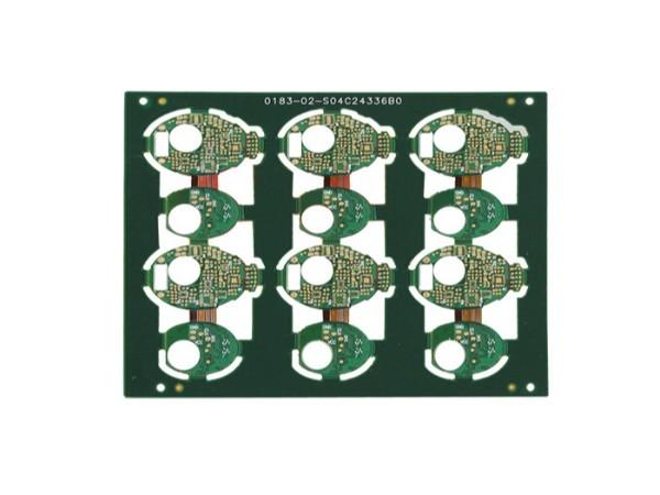 智能手环软硬结合板-4层
