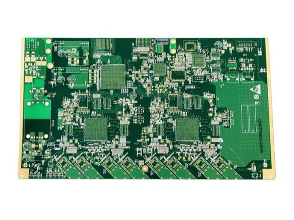 6层服务器PCB板