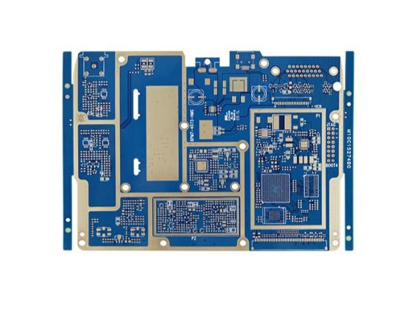 安防对讲机PCB-10层一阶