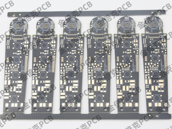 黑漆沉金PCB电路板