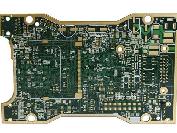 10层连接器PCB板