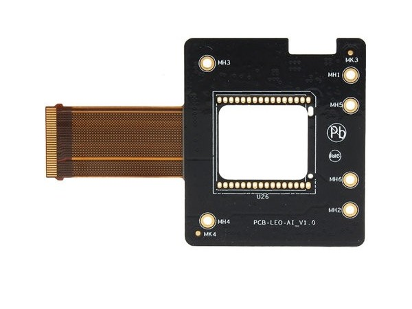 8层杜邦-PI-材质PCB快板