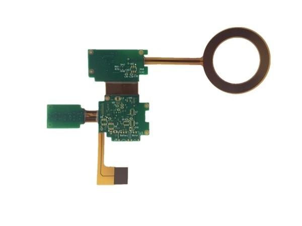6层盲孔PCB刚挠板