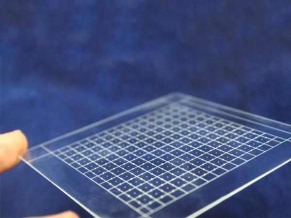 透明石英玻璃基板