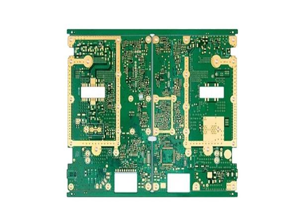 8层射频HDI板