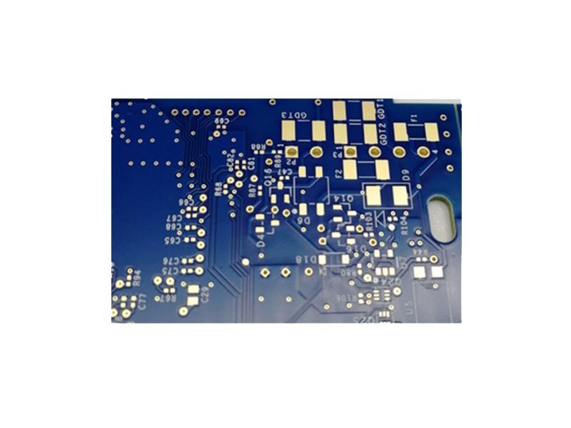 4层TUC-862特种高频材料高端PCB电路板
