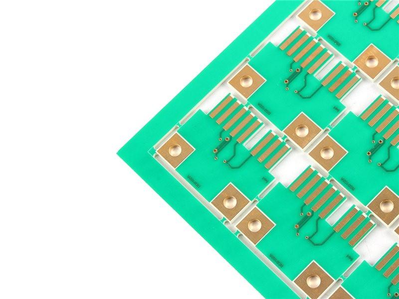 8层电子工业Rogers材料 高频PCB电路板