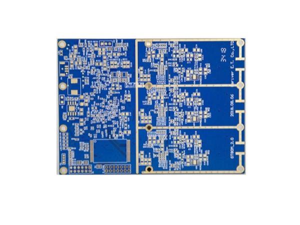 FR4+罗杰斯4350B混压电路板