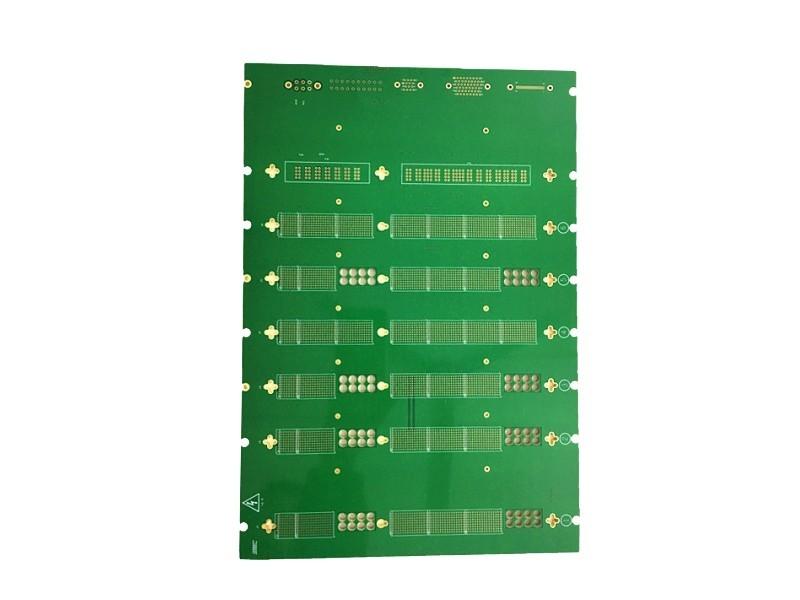 14层高频材料PCB电路多层板