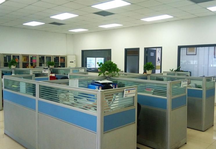 pcb打样工厂,深圳金倍克电子有限公司办公室一角