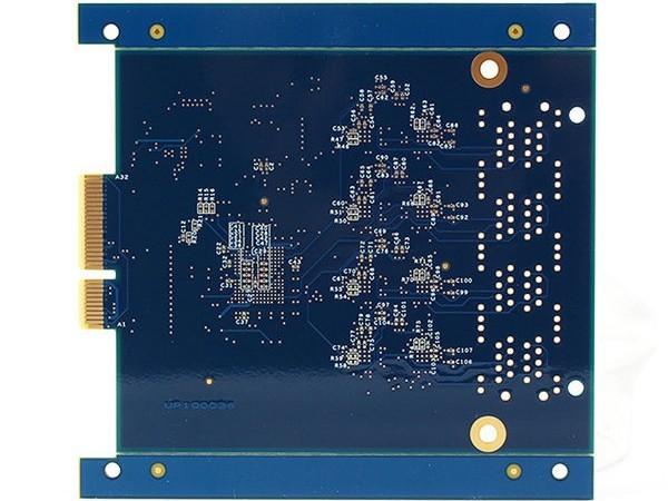 金手指工艺多层PCB刚性板
