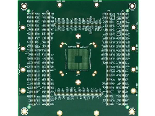14层半导体PCB线路板