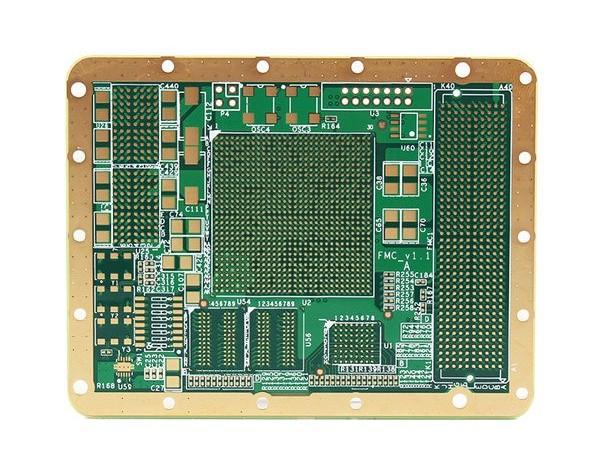 12层封边电镀PCB线路板