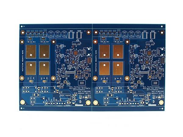 10层高TG带阻抗控制PCB线路板