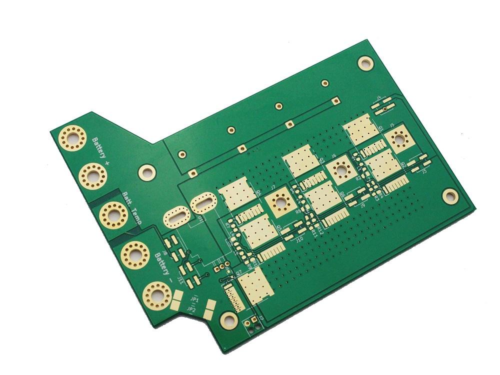4层家电控制PCB板