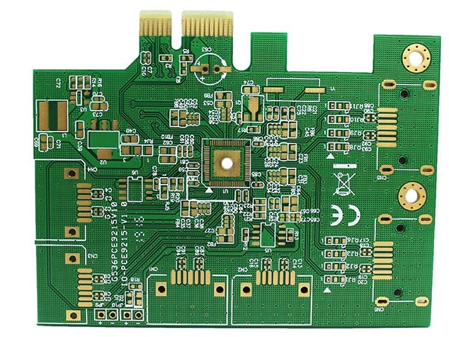 多层PCB-6层沉金板