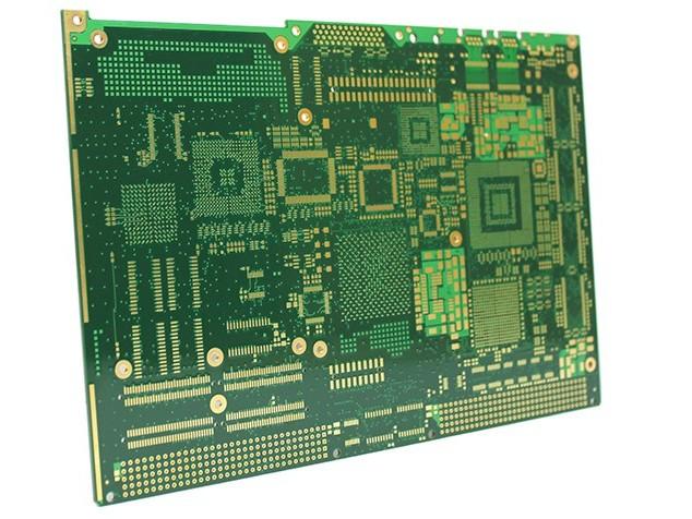 6层HDI盲埋孔控制板